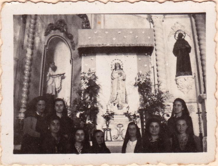 Festa de la Mare de Déu.