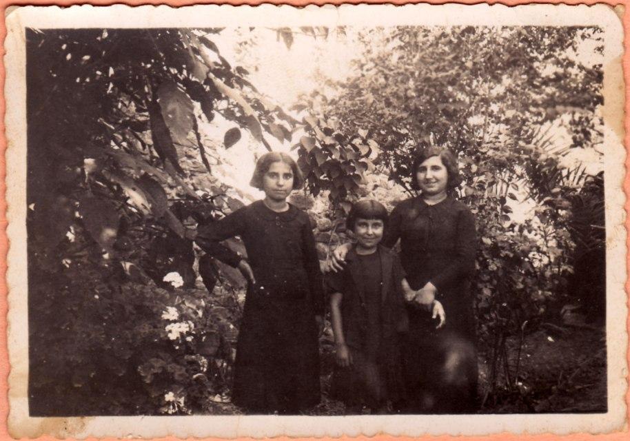 Una foto realment preciosa. Final dels anys 20.