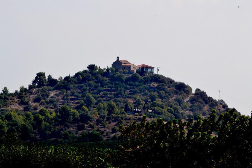 Muntanyeta de Sant Antoni actualment. (Foto Pablo Albalate)