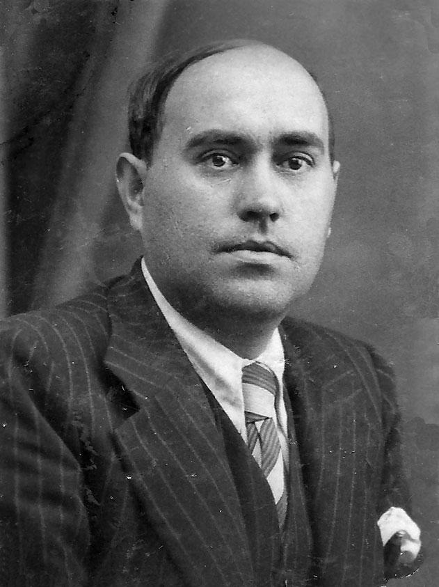 Patricio Vilar Martí. Any 1936.
