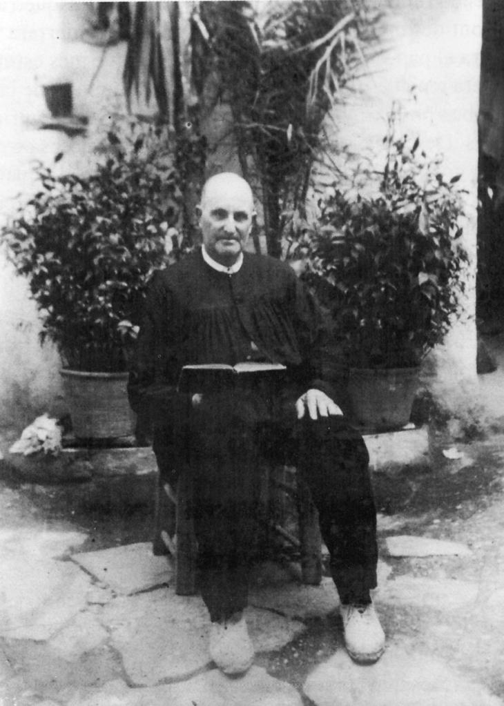 El pare dels germans Tomàs i Martí, Vicent.