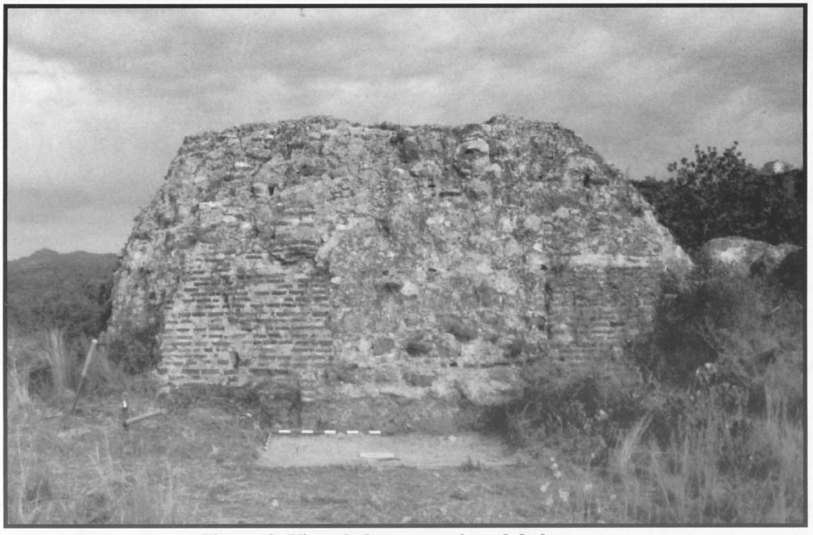 "Fig. 8. Torre ""mestra"" o ""major"""