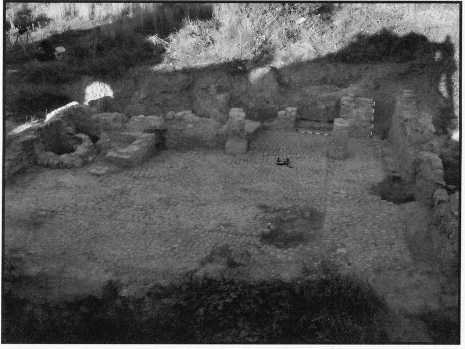 Fig. 19. Imagen del patio