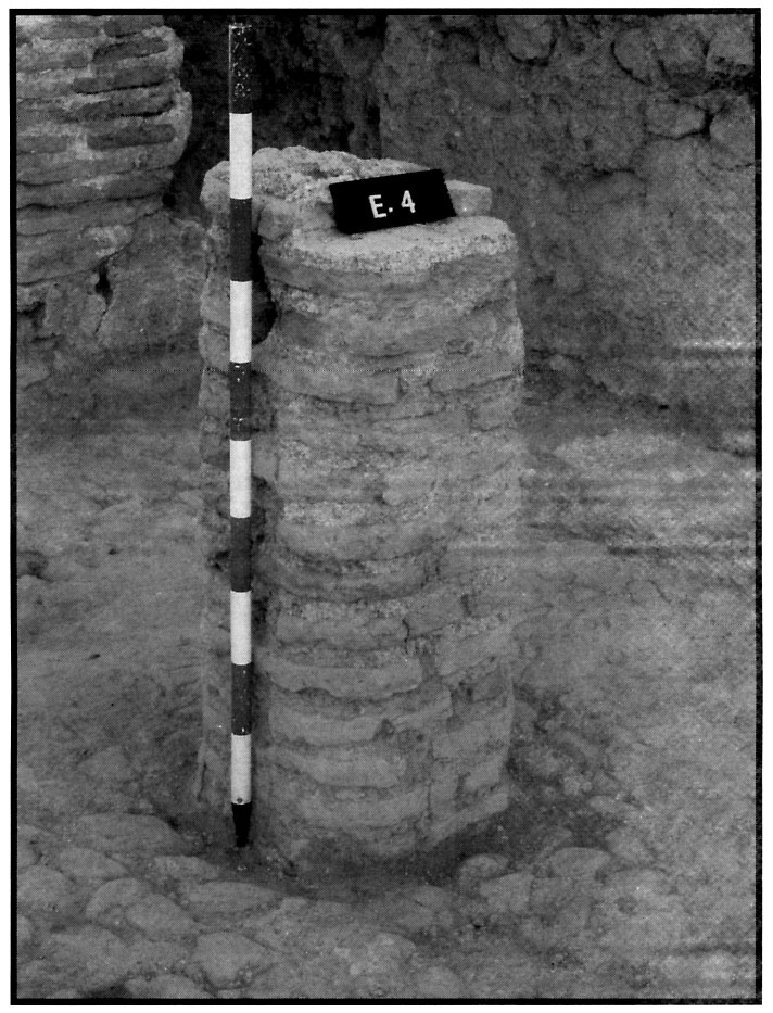 Fig. 22. Columna octogonal