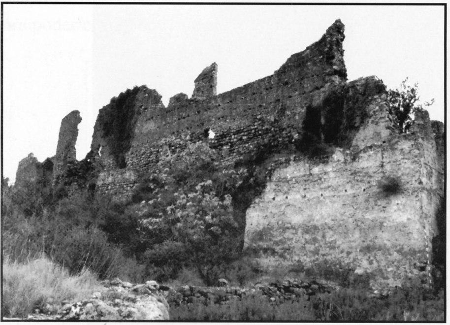 Fig. 28. Muro norte