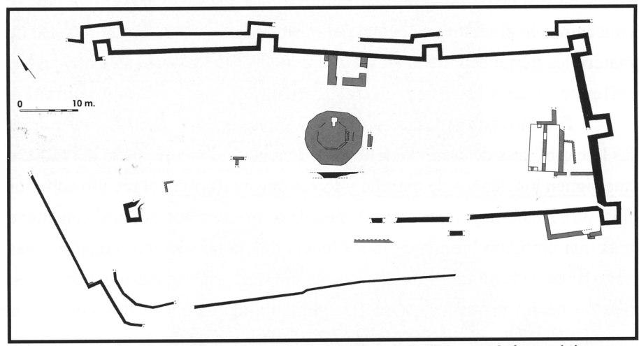 Fig. 31. Recinto cristiano