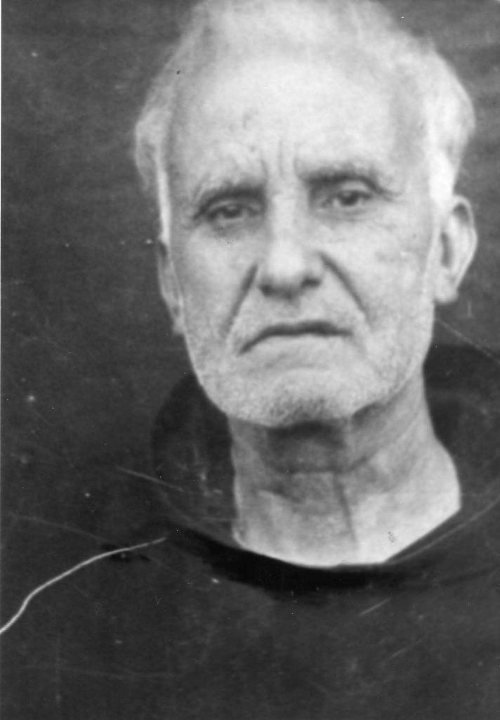 El frare franciscà Miquel Cabanyes Villalba