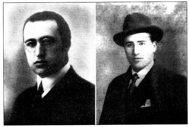 Vicent i Joan Tomàs i Martí