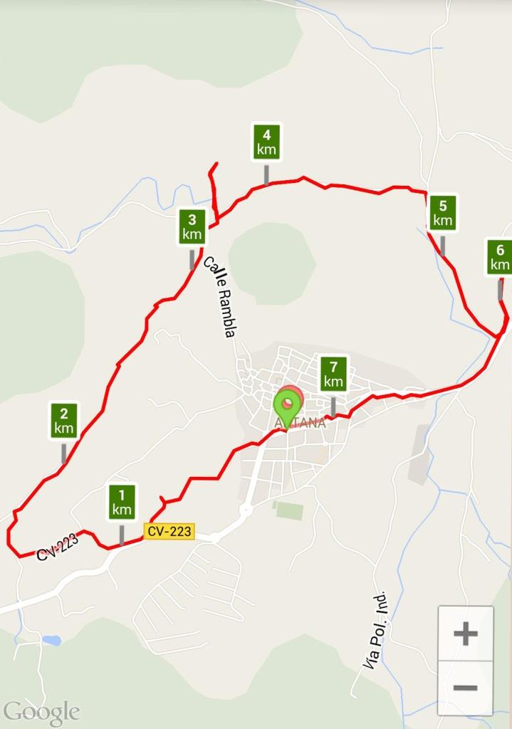 ruta oliveres