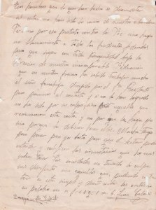 Carta al Diario de Castellón