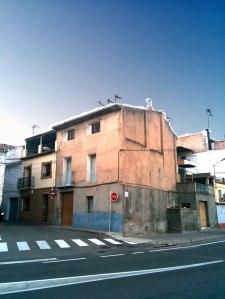 Antiga casa de la família Cabañes Ibàñez