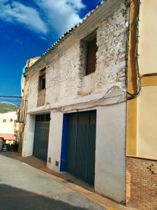 Corral de José Garrofa al carrer Cervantes nº 7