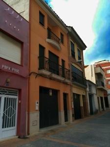Antic corral d'Enrique Cabedo a la Plaça Nova