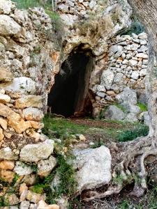 Cova del Tronc. 39°53'15.5