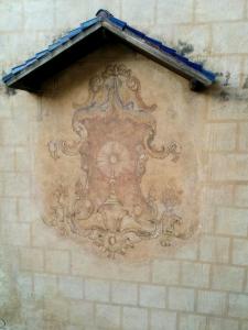 Vista exterior de la capella del Cor de Jesus