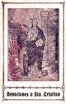 'Devociones a Santa Cristina'(1923)