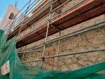 A propòsit de la restauració de la façana nord del'església