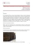 Informe del Consell Valencià de Cultura sobre la intervenció en el mur del'església