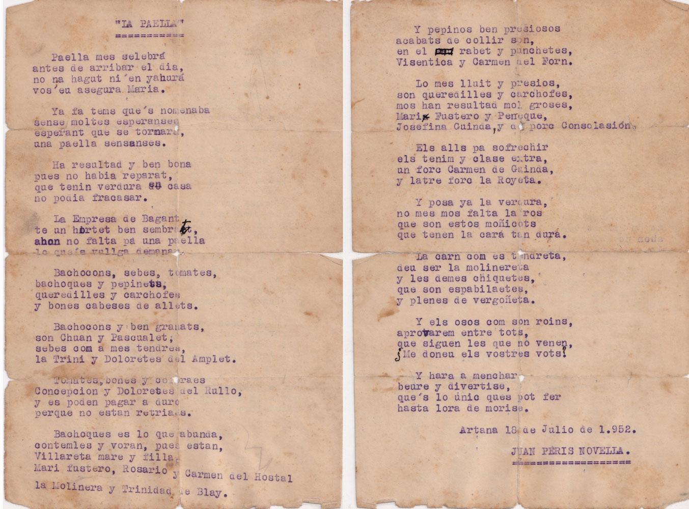 2 versos-Paella_Juan-Peris-Novella